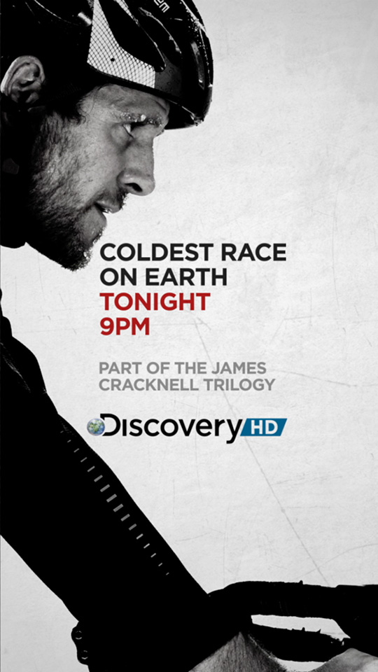 COLDEST RACE ON EARTH