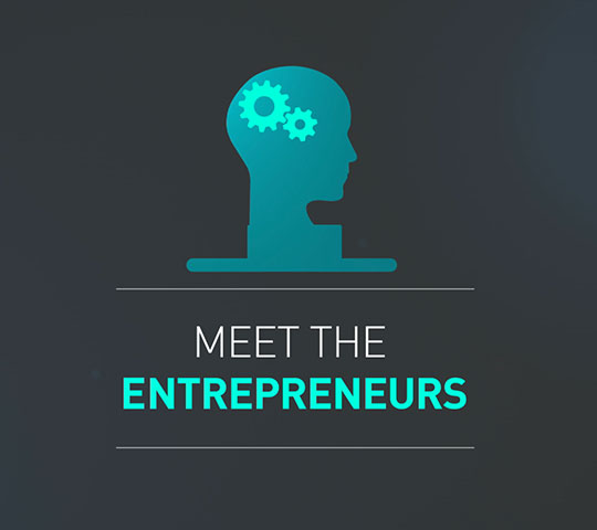 MEET THE ENTREPRENEURS TITLES